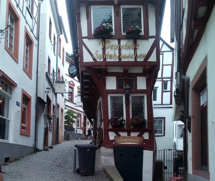 Seniorenausflug nach Bernkastel-Kues
